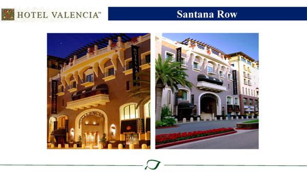 10 - Hotel Valencia Santana Row