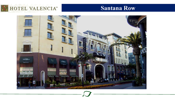 9 - Hotel Valencia Santana Row