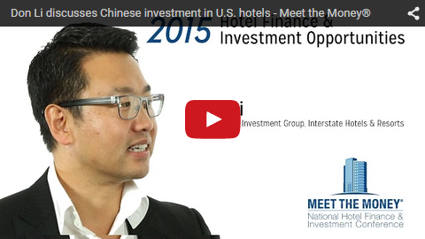 Don Li discusses Chinese investment in U.S. hotels - Meet the Money®