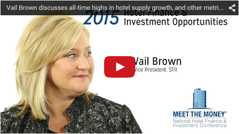 Vail Brown discusses all-time highs in hotel supply growth, and other metrics - Meet the Money®
