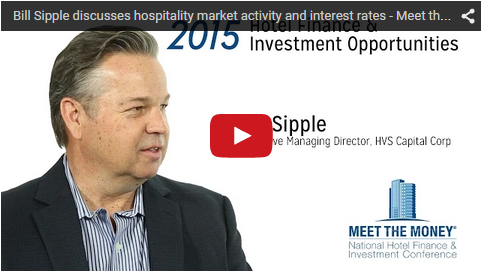 Bill Sipple discusses hospitality market activity and interest rates - Meet the Money® conference