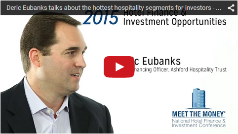 Deric Eubanks talks about the hottest hospitality segments for investors - Meet the Money®